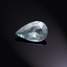 Alexandrite pear 10x6.4mm facet 1.56 cts