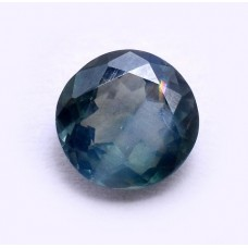 Alexandrite round 6mm facet 0.97 cts
