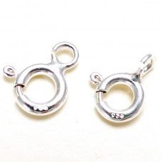 Sterling Silver Lobster round Clasp